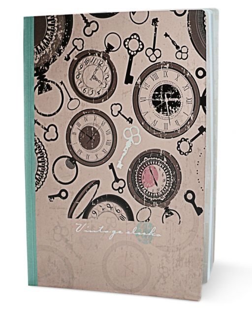 Youth Layflat Notebook - A