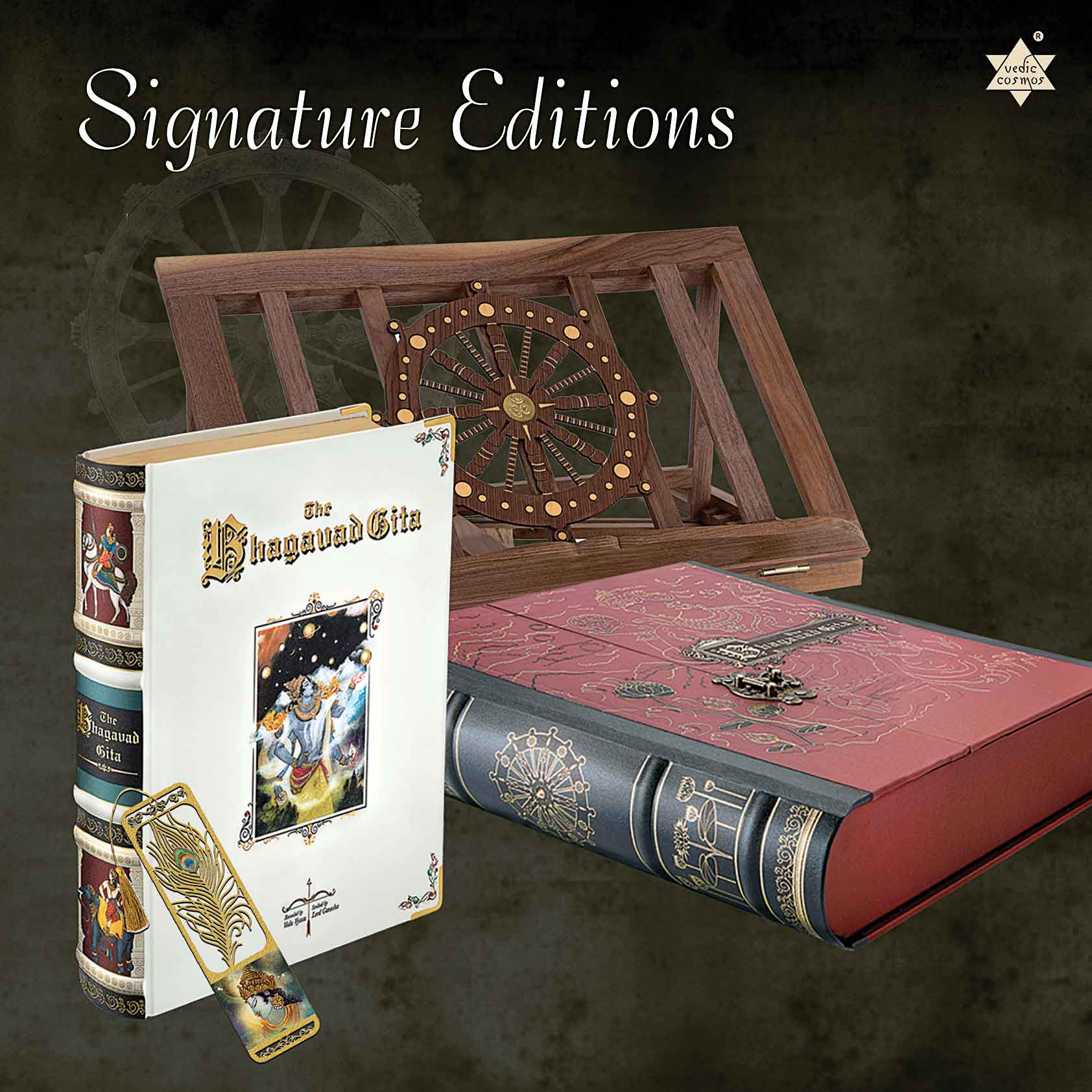 Signature Edition Books